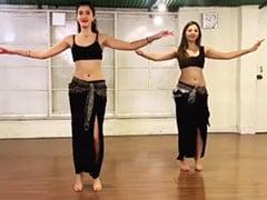 Viral: Shanaya Kapoor's Boss Belly Dancing Moves Deserve Your Attention
