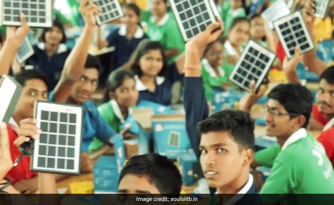 IIT Bombay's Solar Initiative Wins US Prize Worth Rs 71 lakh