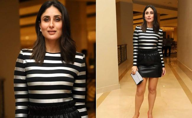 Kareena Kapoor Knows How To Make Stripes On Fleek