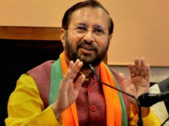 Is India Heading For A Single-Party System? Union Minister Prakash Javadekar's Response