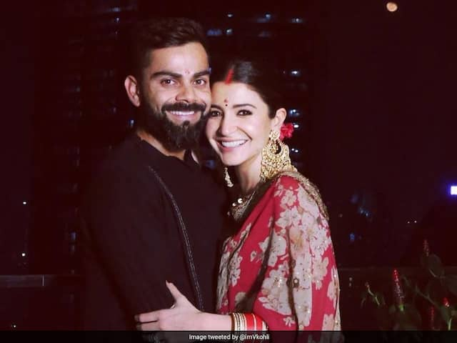 "Karwa Chauth: Virat Kohli And Anushka Sharma ""Fast Together, Laugh Together"". See Pics"