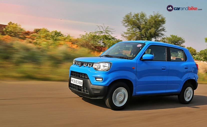 The Maruti Suzuki S-Presso is the company's first small car launch in over a decade