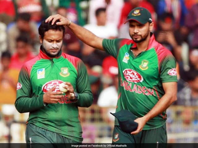 Shakib Al Hasans Teammates Show Solidarity, Post Heartfelt Messages On Social Media