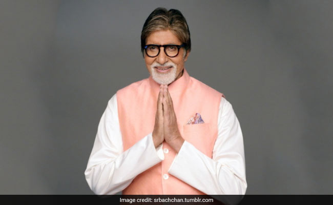 Amitabh Bachchan turns 77: Happy birthday papa. I love you endlessly, says Shweta Bachchan