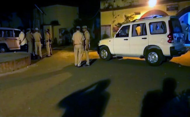 UP Cop Argues With Son, Shoots Him Dead Inside A Police Station