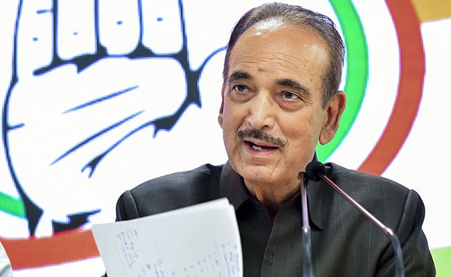 """Haryana Election 2019: """"Hero In Publicity, Zero In Work"""": Ghulam Azad Attacks """"The Other Party"""""""