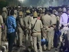 Violence At Aligarh Muslim University After Student Allegedly Commits Suicide