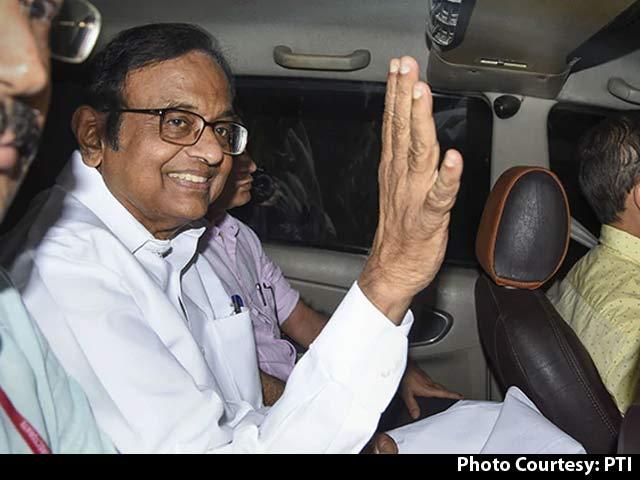 Video : Quiet Patriotism Can Defeat Muscular Nationalism, Says P Chidambaram
