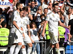 La Liga: Eden Hazard Ends Wait For First Real Madrid Goal In 4-2 Win Over Granada
