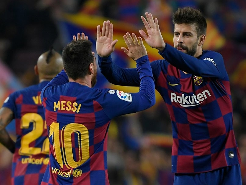Barcelona Players Offered To Alter Contracts To Re-Sign Neymar, Says Gerard Pique
