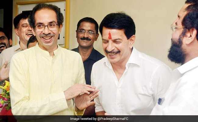Case Against Ex-Cop Fielded By Shiv Sena For Threatening Poll Officials