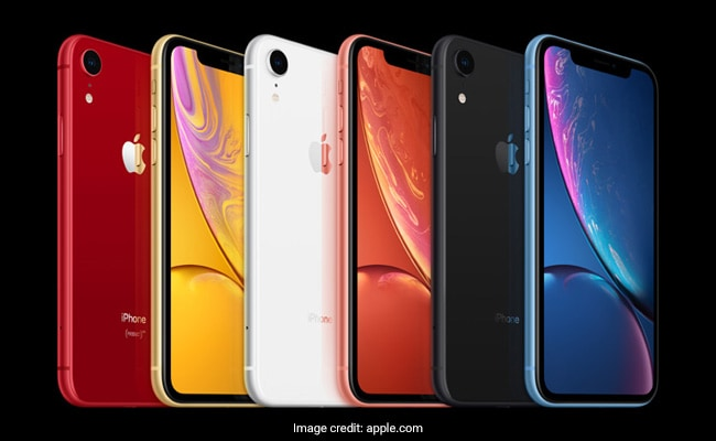 iPhone XR, Among World's Most Advanced Smartphones, Now Made In India