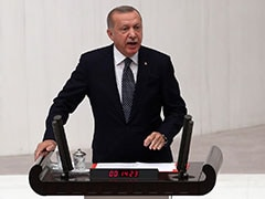 Turkish Military Units Moving To Libya, Says Erdogan