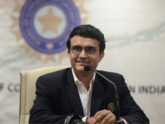 BCCI President Sourav Ganguly Wears Same Blazer He Wore As India Captain
