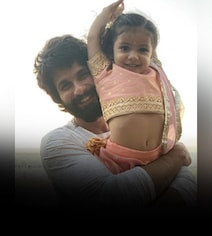 Shahid Kapoor On Fatherhood: 'Struggling For Breathing Space'