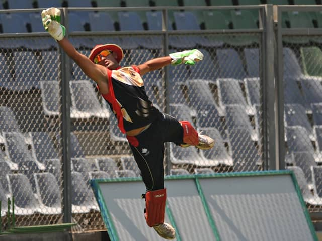 Canada Wicketkeeper Hamza Tariq Warned For Provocative Send Off