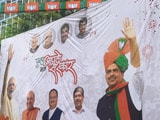 Video : BJP-Sena Set To Keep Maharashtra, Haryana Worries BJP