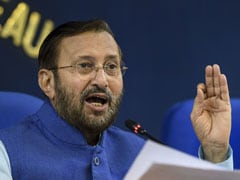 """Congress's Disappearance Led To BJP Defeat In Delhi"": Union Minister Prakash Javadekar"
