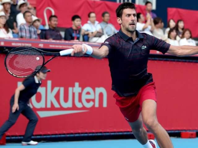 Novak Djokovic Starts Japan Open On Positive Note After US Open Injury