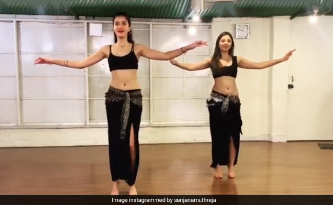 Viral Shanaya Kapoor S Boss Belly Dancing Moves Deserve Your Attention