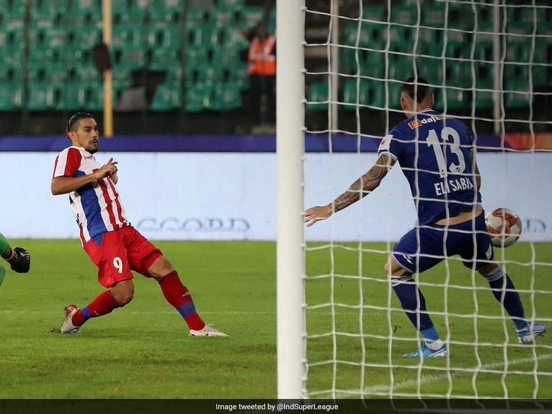 ISL: ATK Beat Chennaiyin FC In Hard-Fought Battle