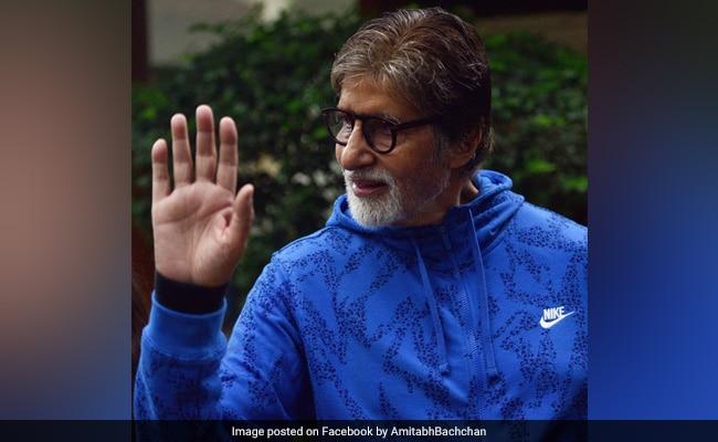 Amitabh Bachchan Goes Home With Son Abhishek And Wife Jaya Bachchan Three Days After Hospitalisation