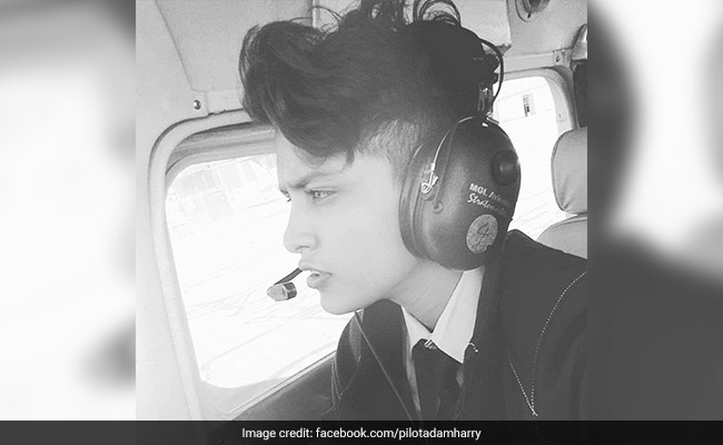 Kerala Transman Pilot Gets State Government Backing To Fly