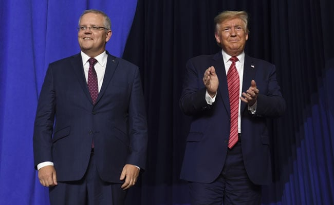 Australian PM Confirms Trump Asked For Help Investigating Mueller Probe