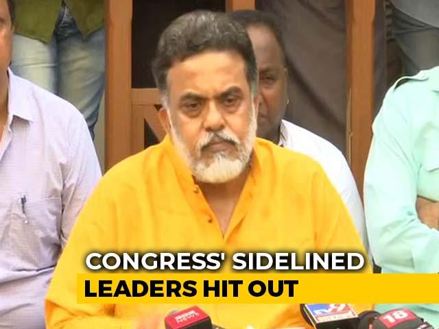 """Video : """"Congress Will Lose All But 3-4 Seats In Mumbai"""", Says Sanjay Nirupam"""