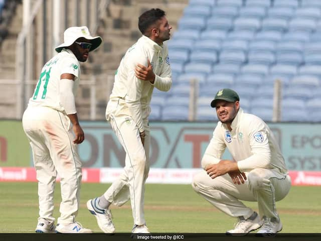 India vs South Africa: Keshav Maharaj Ruled Out Of Third Test vs India, George Linde To Replace Him