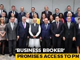 Video : Questions Over Organiser Of EU Lawmakers' J&K Visit; Office Found Locked