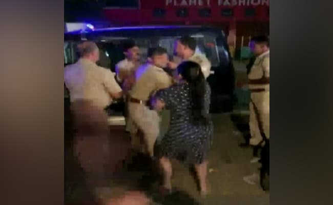 Ghaziabad Cops Misbehave With Woman, Probe Ordered After Video Goes Viral