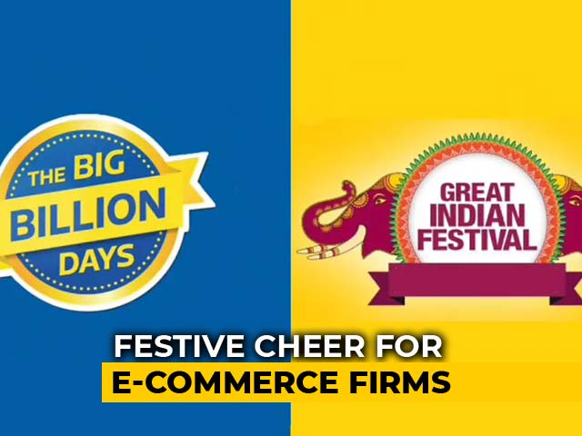 Video : Rs 19,000 Crore Festive Cheer For E-Commerce Sites: Report
