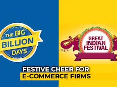 Video: Rs 19,000 Crore Festive Cheer For E-Commerce Sites: Report