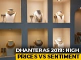 Video : Dhanteras 2019: Gold, Silver Prices Surge