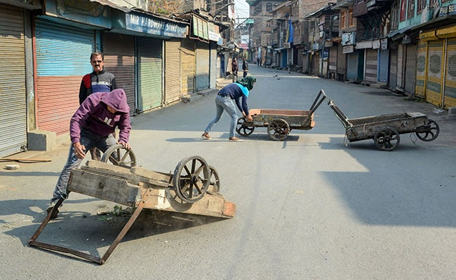 Day After Attack, Kashmir Truckers Narrate Near-Death Experience