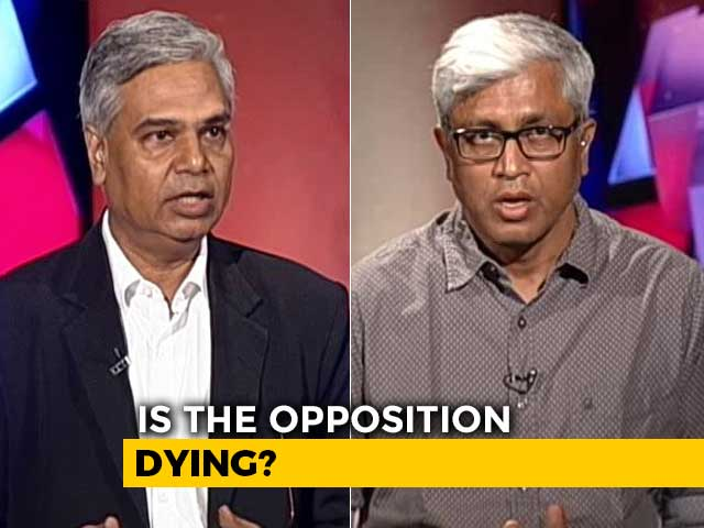 Video : Opposition Dying Its Own Death Or Dismantled Systematically?