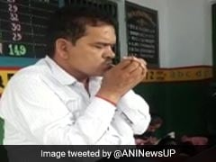 UP Teacher Suspended After Video Of Him Smoking In Class Goes Viral