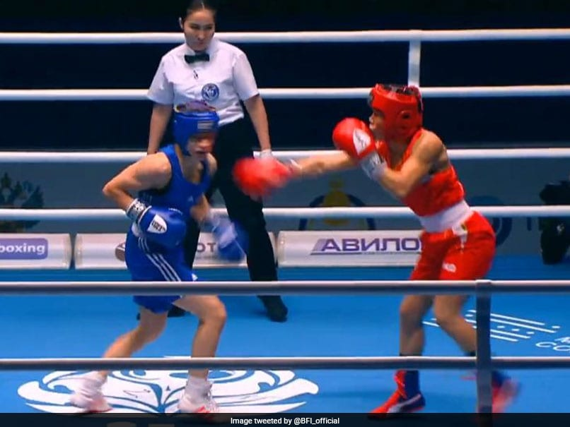 Women's Boxing Worlds: Debutant Manju Rani makes history by reaching final