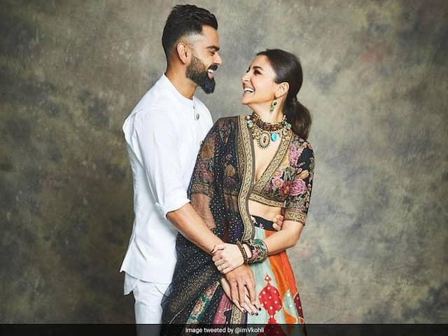 Anushka Sharma Shares Paatal Lok Post, But Fans More Interested In Her And Virats Marriage Portrait