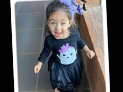 Halloween 2019: Soha Ali Khan's Daughter Inaaya Naumi, 2, Is The Cutest Witch Ever