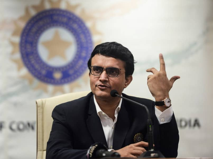 Sourav Ganguly Wants At Least One Match In A Series To Be Pink-Ball Test