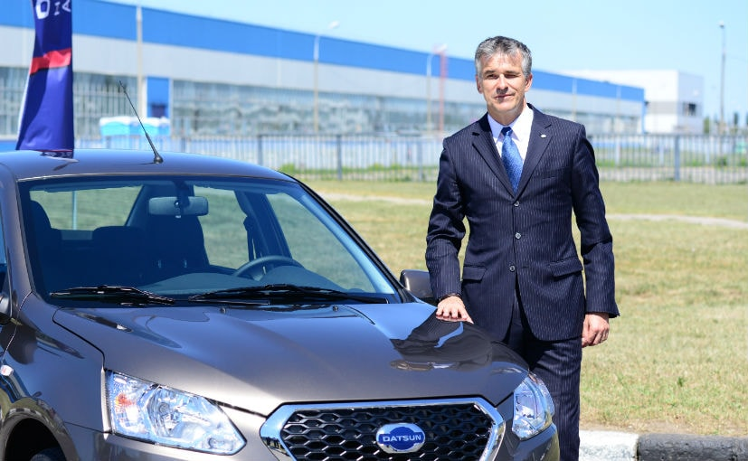 Vincent Cobee was previously the Datsun Global Head & former Mitsubishi production chief