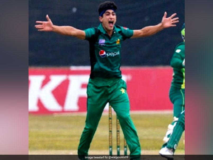 """""""Can Bowl Well With New And Old Ball"""": Misbah-ul-Haq Backs 16-Year-Old Pakistan Pacer Against Australia"""
