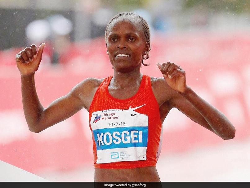 Athletics: केन्या की ब्रिगिड कोसगेई ने शिकागो मैराथन में तोड़ा वर्ल्ड रिकॉर्ड