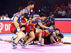 Pro Kabaddi: U Mumba-Dabang Delhi Game Ends In Tie, UP Yoddha Beat Bengaluru Bulls