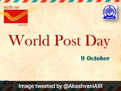 World Post Day Highlights Postal Services, Was Mooted By An Indian