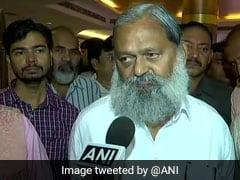 हरियाणा : JJP से गठबंधन पर बोले खट्टर सरकार में मंत्री अनिल विज- मजबूरी में ये गठजोड़ किया गया है