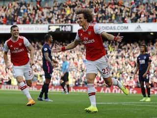 David Luiz Signs One-Year Contract Extension With Arsenal