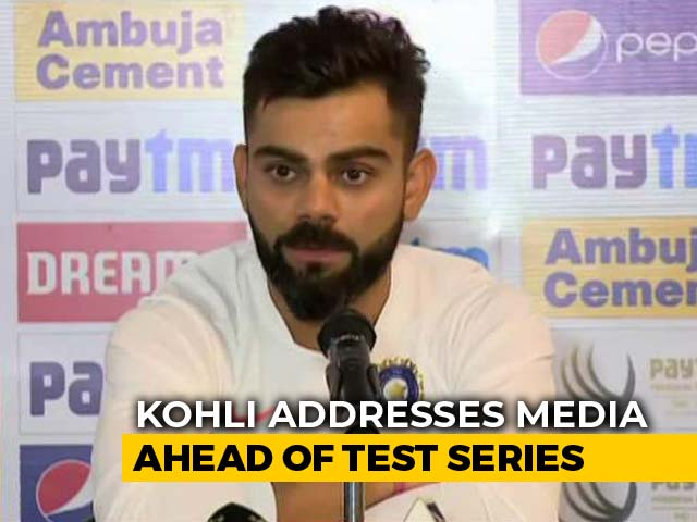 Video : Wanted To Try Rohit Sharma As Test Opener For Long Time: Virat Kohli